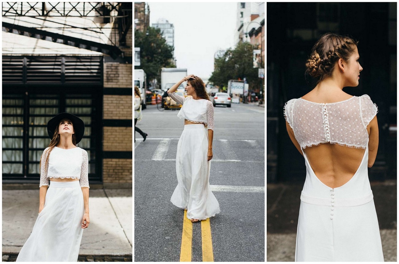 A French Girl in New York: Aurelia Hoang Wedding Gowns + Interview