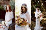 Delicately Divine Autumn Bride Inspiration in the Everglades by La Bride Boheme
