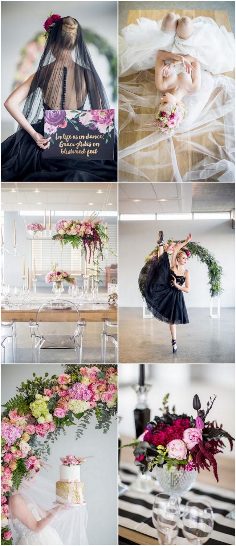 Ballerina Bride Wedding