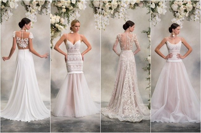 Gorgeous South African Wedding Dresses Gowns By South African Designers