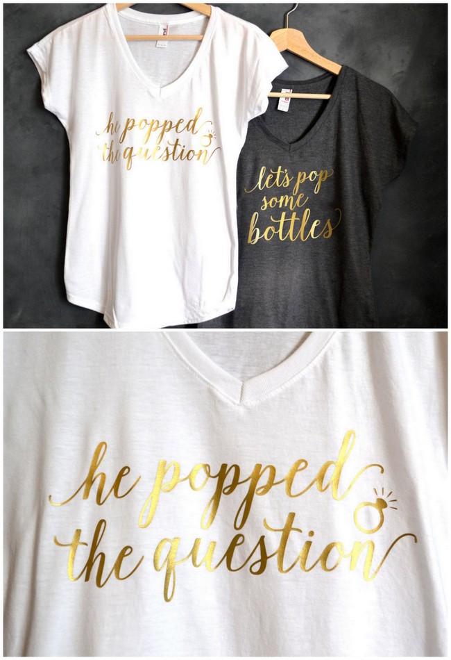 Bridesmaid Shirts