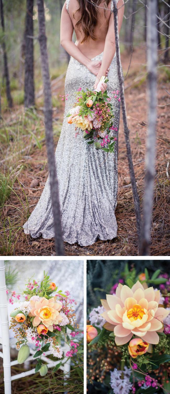 Cascade Wedding Bouquets 3