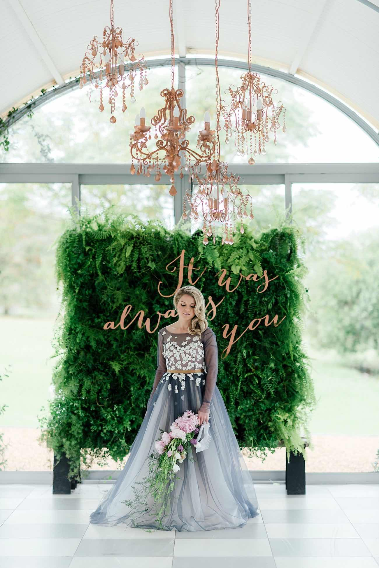 Cascading Wedding Bouquet 4