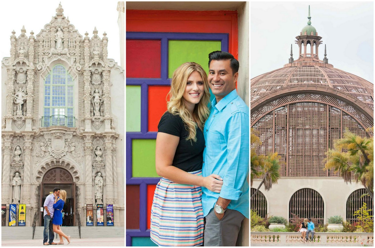 Colorful San Diego Engagement {Ryan Nicole Photography}