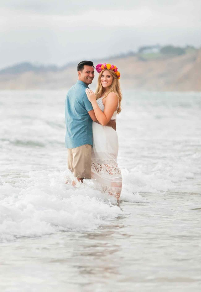 Colorful San Diego Engagement - Ryan Nicole Photography