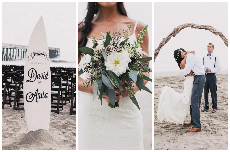 b7197ed820a 25 Beach Themed Wedding Projects   DIY Inspiration