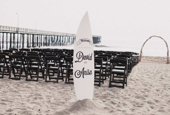 25 Beach Themed Wedding Projects & DIY Inspiration