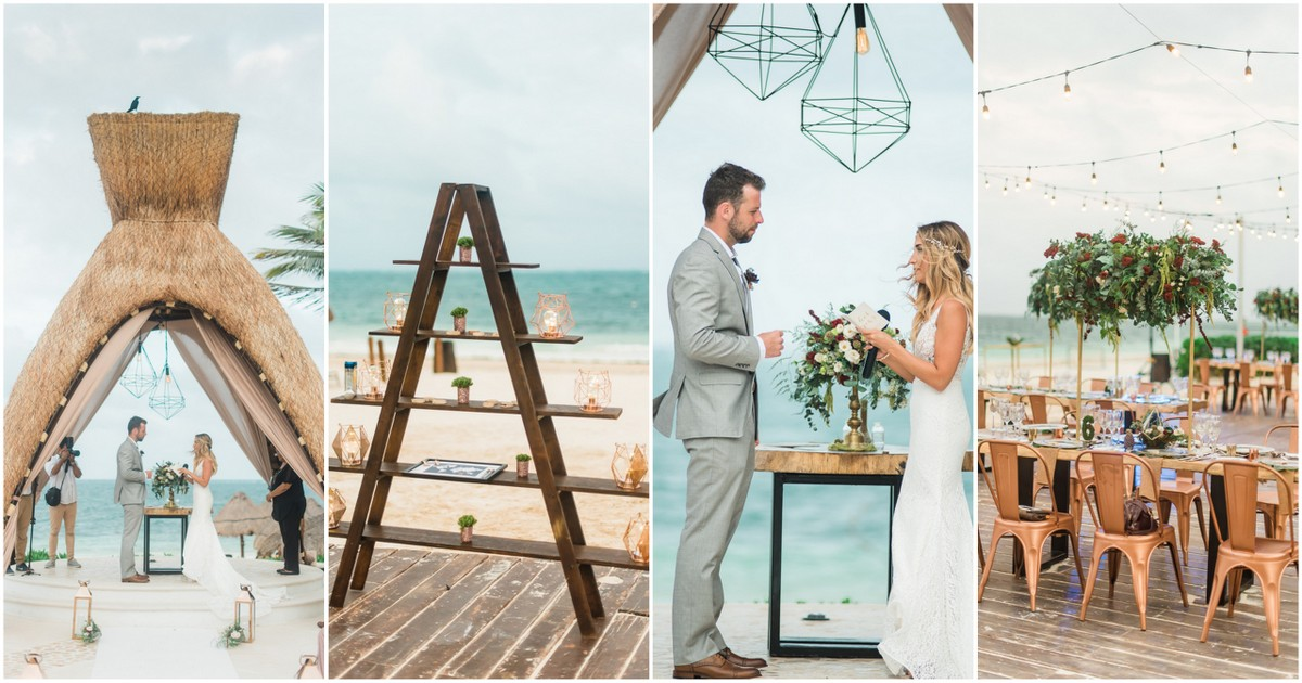 Dreams Riviera Cancun Resort Wedding