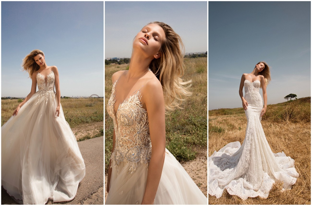GALA No. II: The Pret-a-Porter Bridal Collection from Galia Lahav ♥