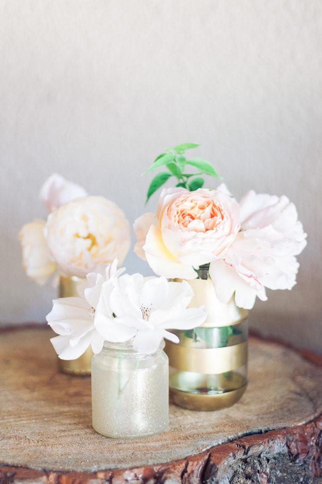 Glitter Wedding Idea (4)