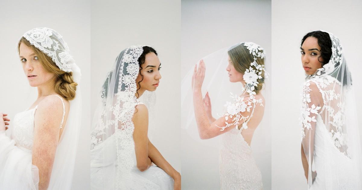 How to Choose a Wedding Veil