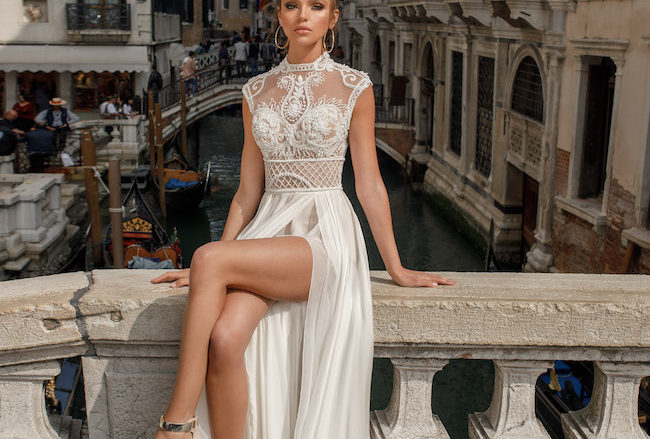 Intricate Elegance: Julie Vino Wedding Dresses {2018 Venezia Collection}