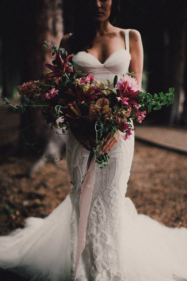Katie May Backless Wedding Dress - Geneva ((Ty French Photography))