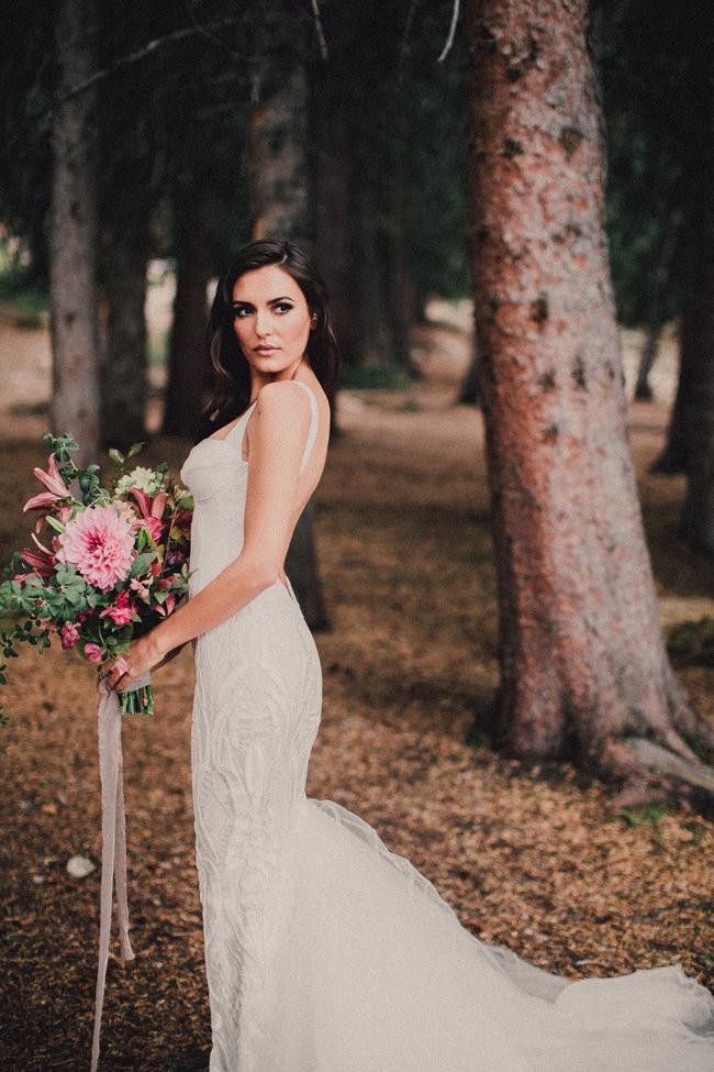 Katie May Backless Wedding Dress - Geneva (Ty French Photography)