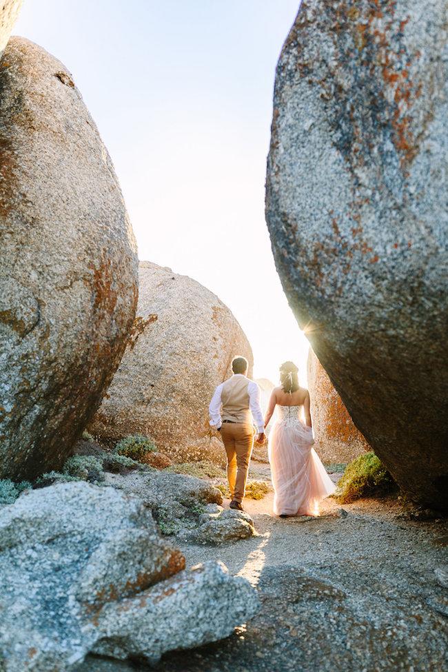 Llandudno Beach Couple Photos