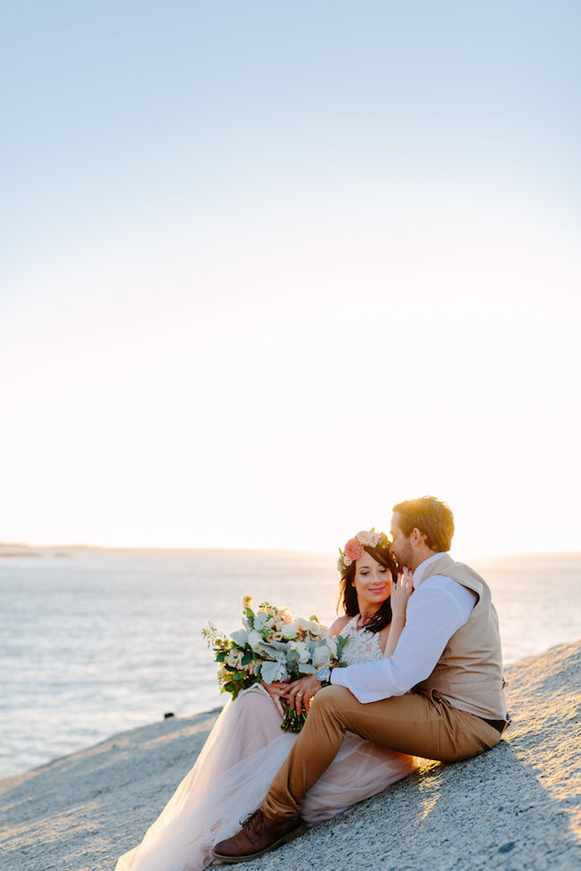 Llandudno Beach Couple Shoot