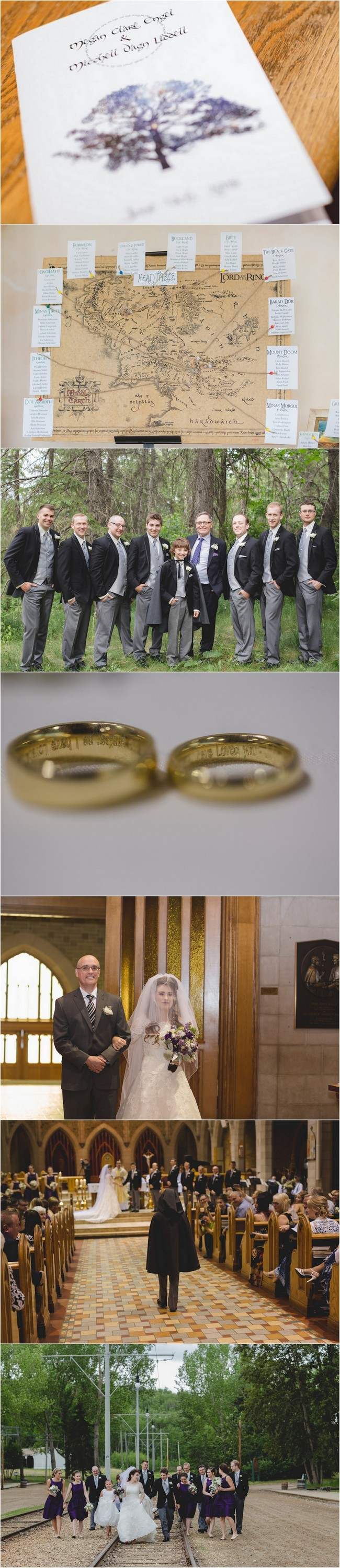Epic Lord of the Rings Wedding - ENV Photography