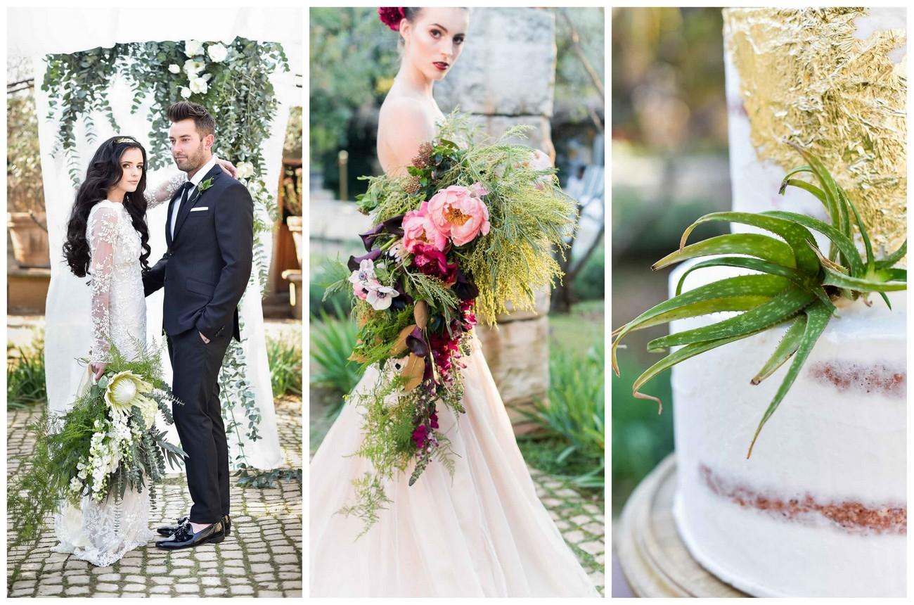 Organic Whimsy Wedding Ideas 2
