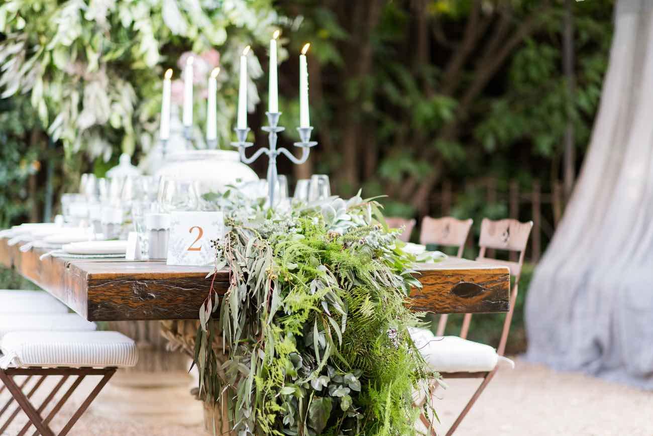 Organic, Whimsical Wedding Ideas - Jack And Jane