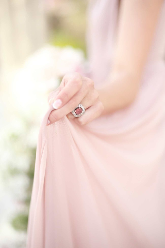 Whimsical Pink Alice in Wonderland Wedding - Hello Love Photography
