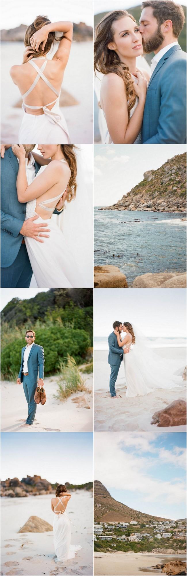 Romantic Cape Town Beach Bride 3