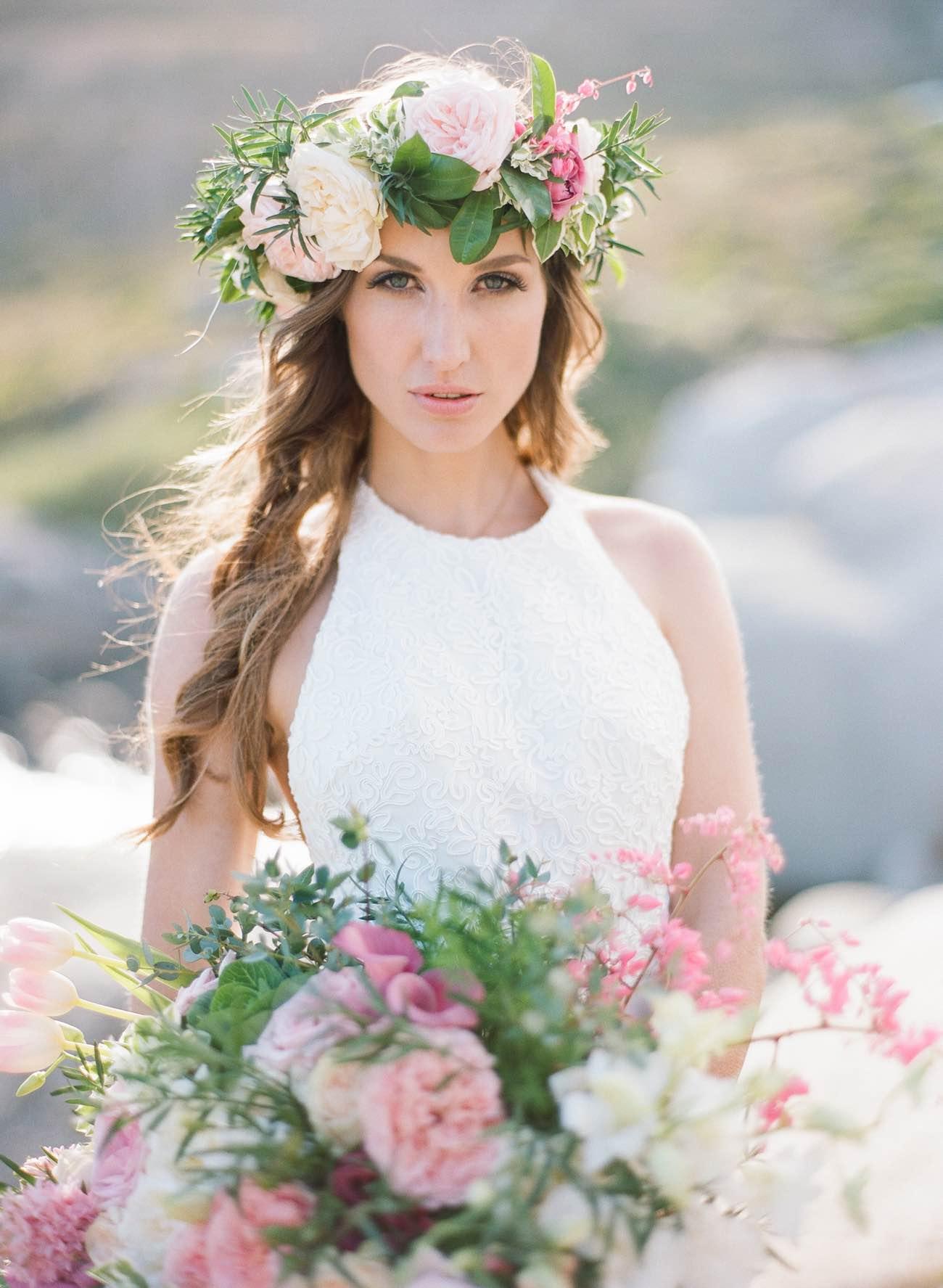 Romantic Cape Town Beach Bride - Emily Katharine Photography