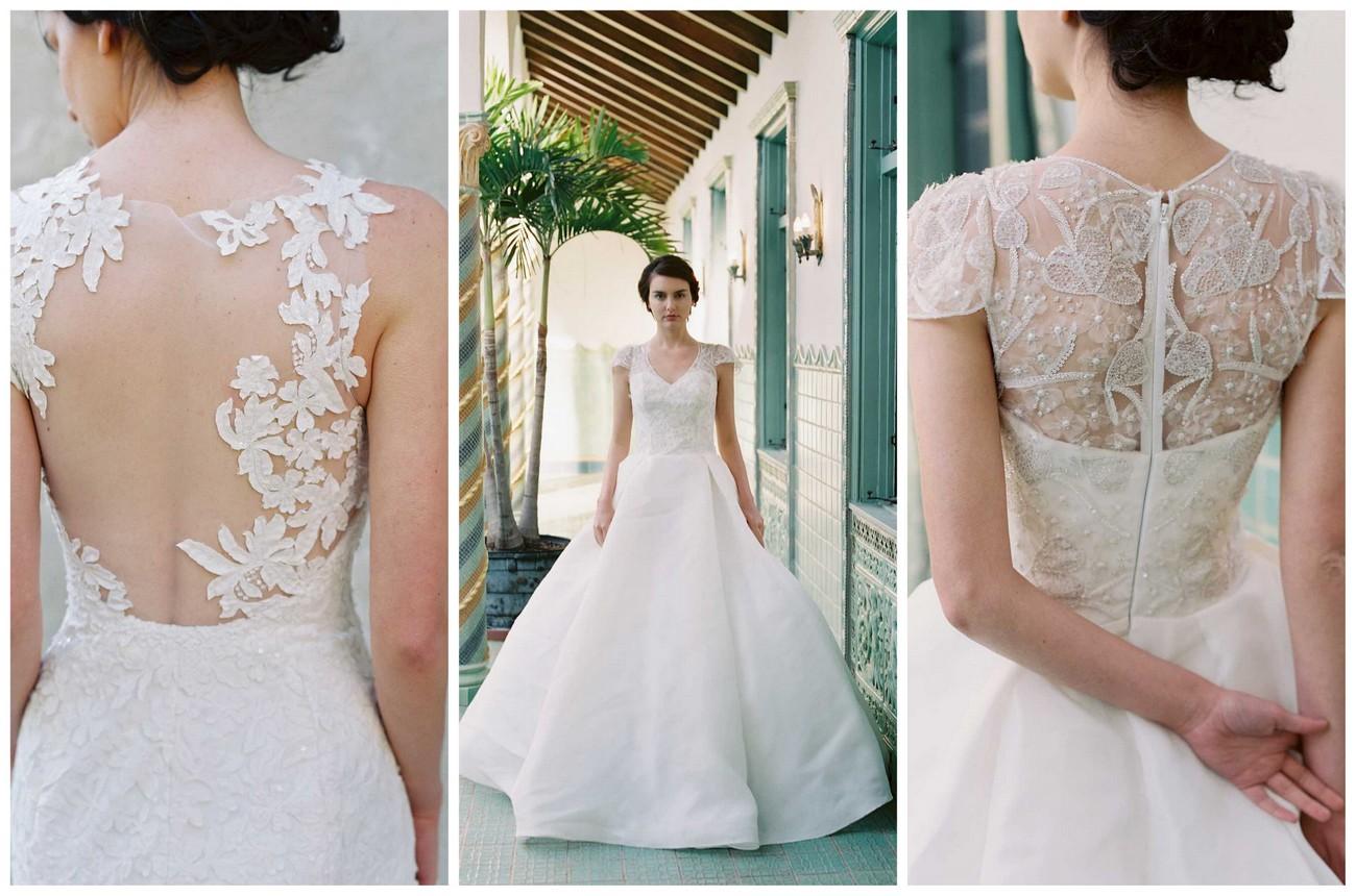 Revealed: Sareh Nouri's 2017 Wedding Dress Collection!