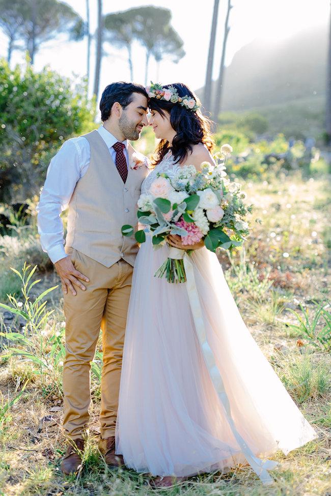 Signal Hill Wedding Photographs