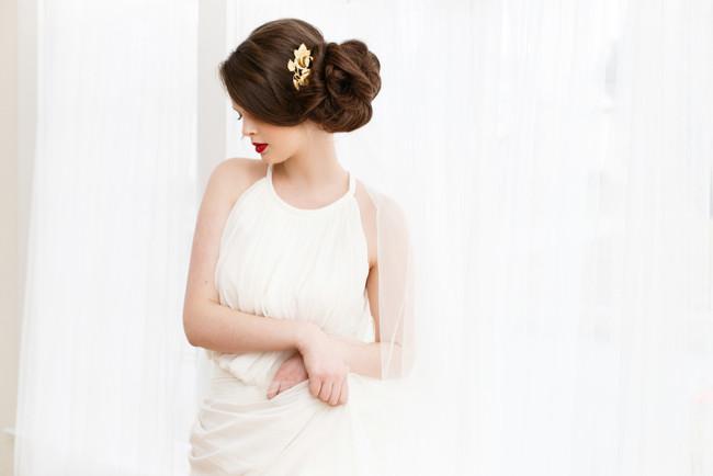 Sparrow Station Bridal Hair Accessories